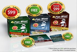 pips miner Forex Trading Robot Software